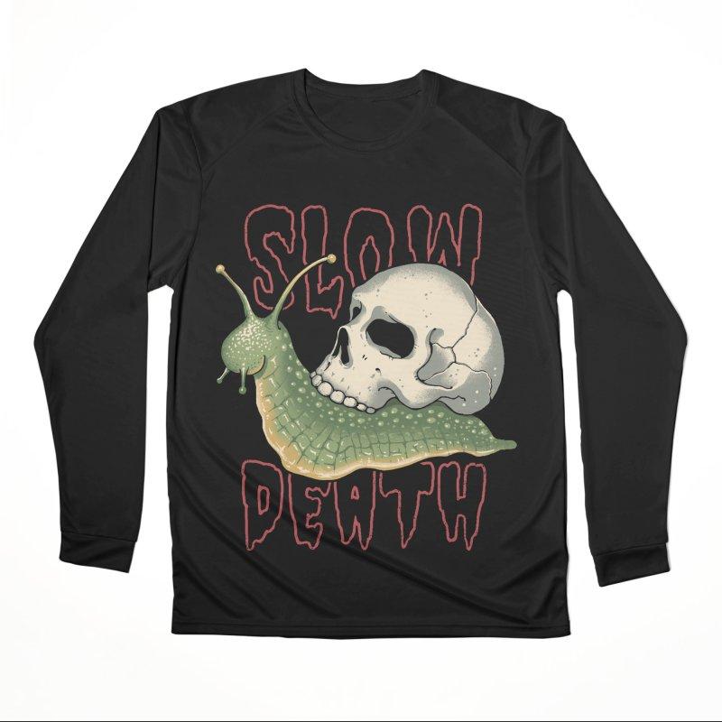 Slow Death Women's Longsleeve T-Shirt by Vincent Trinidad Art