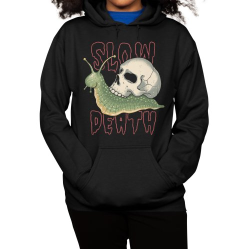 image for Slow Death
