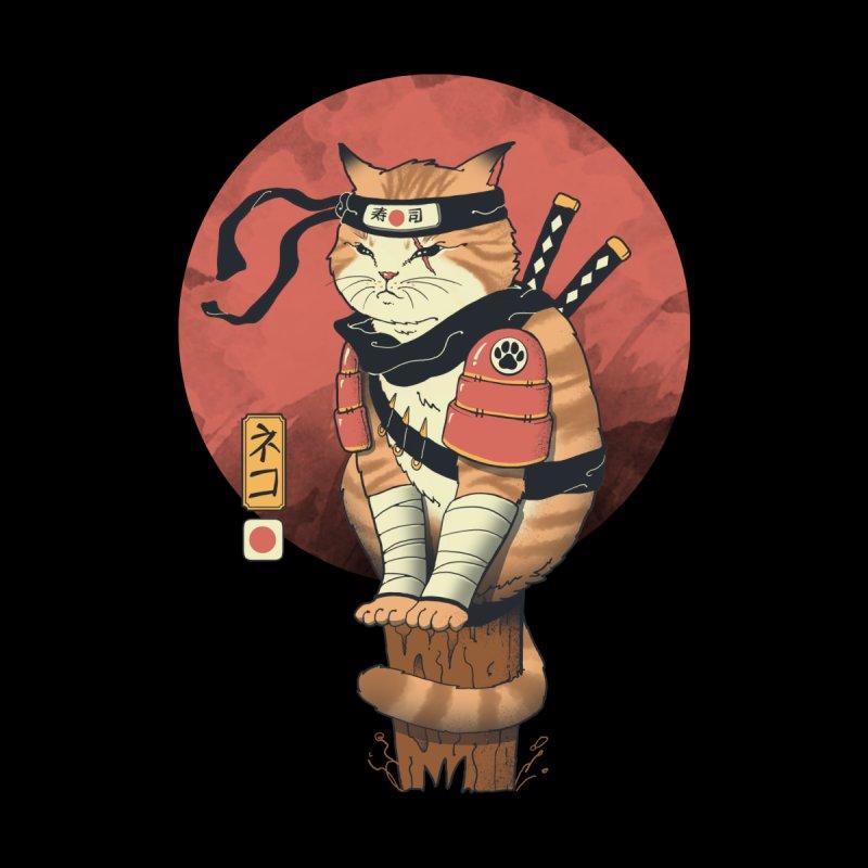 Shinobi Cat Women's Tank by Vincent Trinidad Art