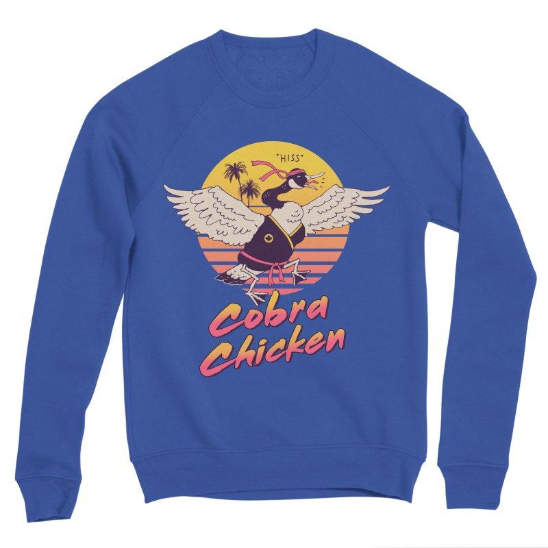 Cobra Chicken! Women's Sweatshirt by Vincent Trinidad Art