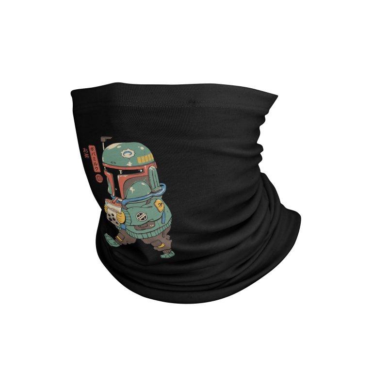 BounTea Hunter Accessories Neck Gaiter by Vincent Trinidad Art