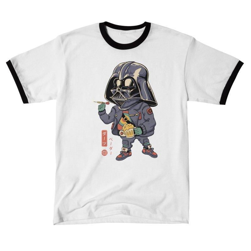 Darts Vader Women's T-Shirt by Vincent Trinidad Art