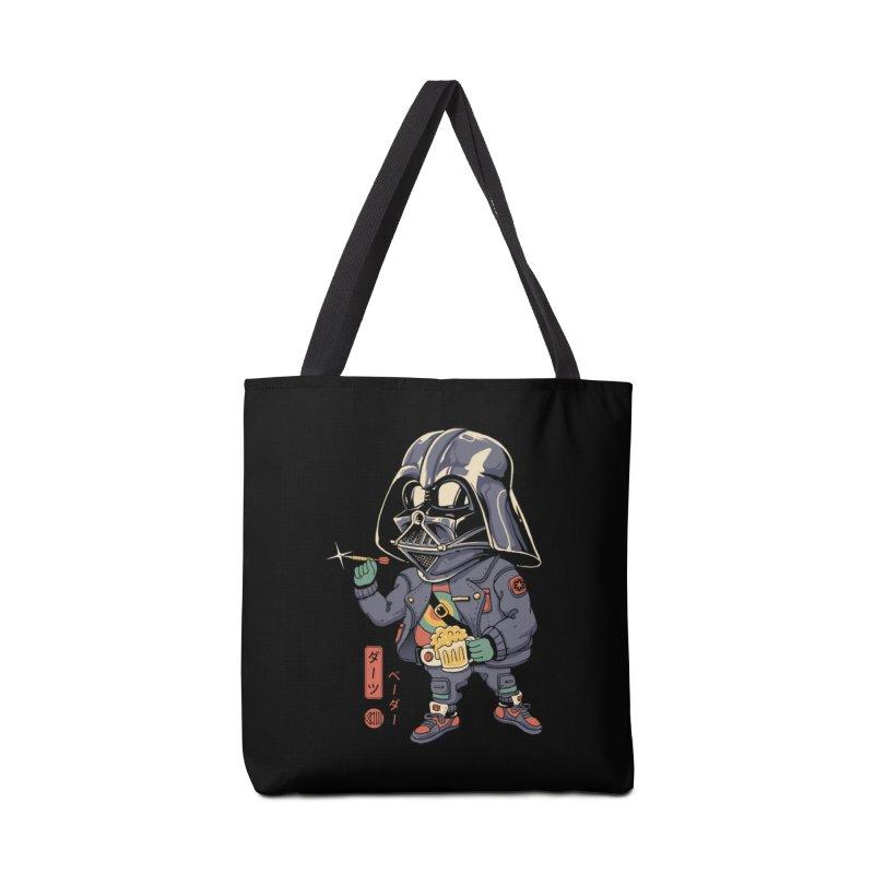 Darts Vader Accessories Bag by Vincent Trinidad Art