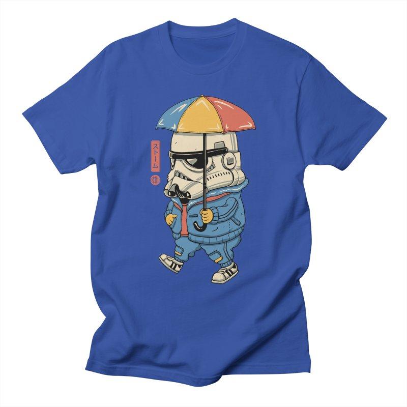 Bucket Head Men's T-Shirt by Vincent Trinidad Art