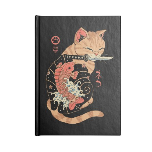 image for Carp Tattooed Cat