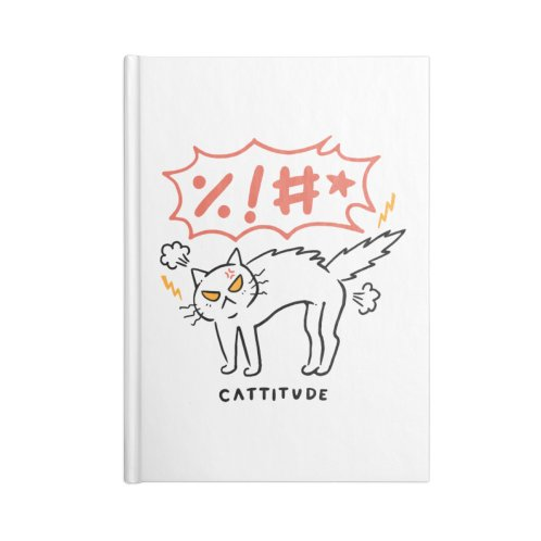 image for Cattitude Back to Back Print