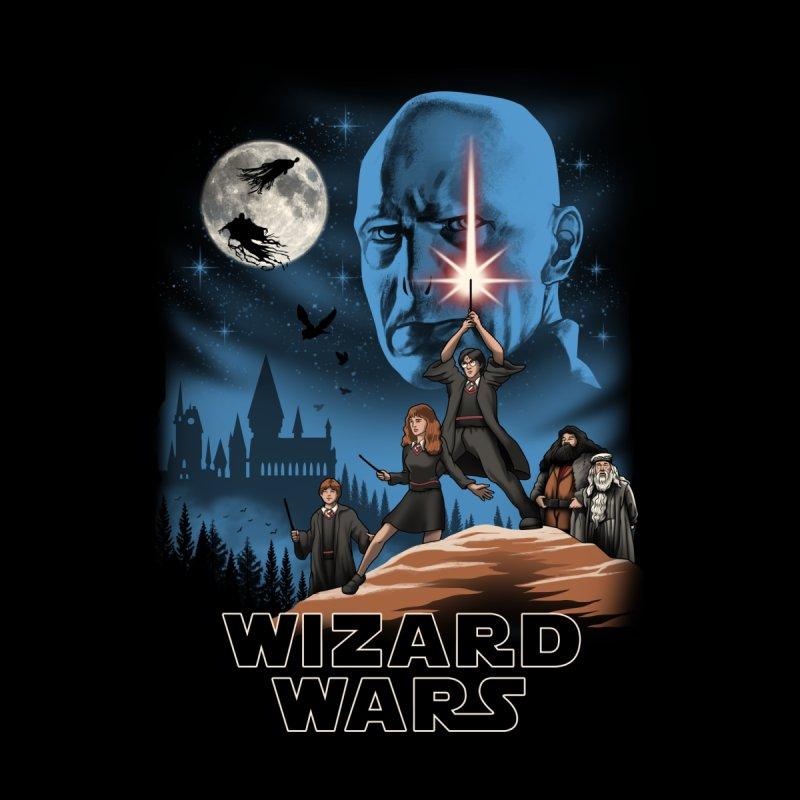 Wizard Wars by vincenttrinidad's Artist Shop