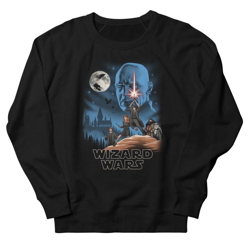 Wizard Wars Women's Sweatshirt by vincenttrinidad's Artist Shop