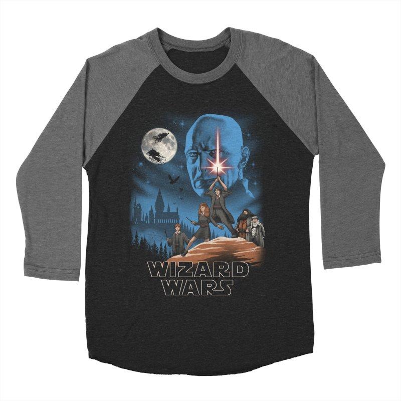 Wizard Wars Women's Baseball Triblend T-Shirt by vincenttrinidad's Artist Shop