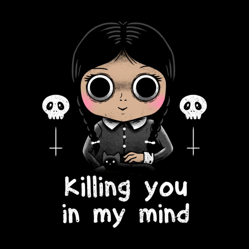 Killing You In My Mind by vincenttrinidad's Artist Shop