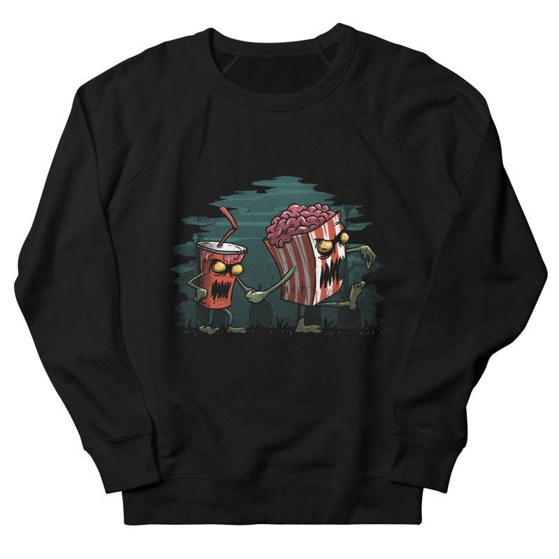 Horror Movie Essentials Men's Sweatshirt by vincenttrinidad's Artist Shop