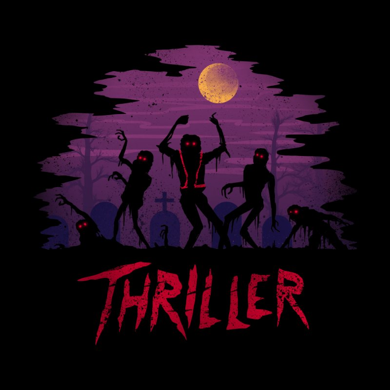 Thriller by vincenttrinidad's Artist Shop