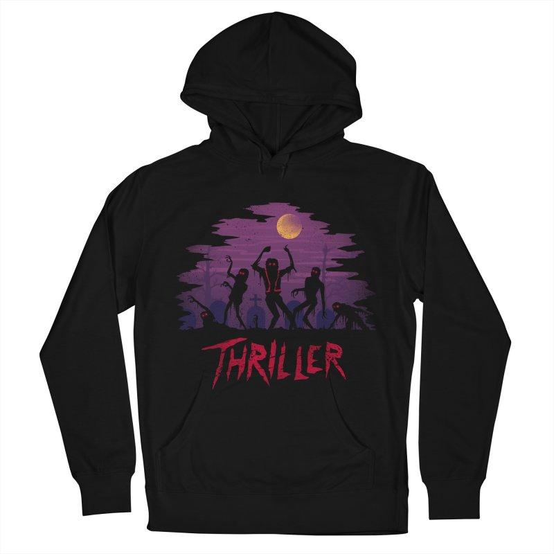 Thriller Women's Pullover Hoody by vincenttrinidad's Artist Shop