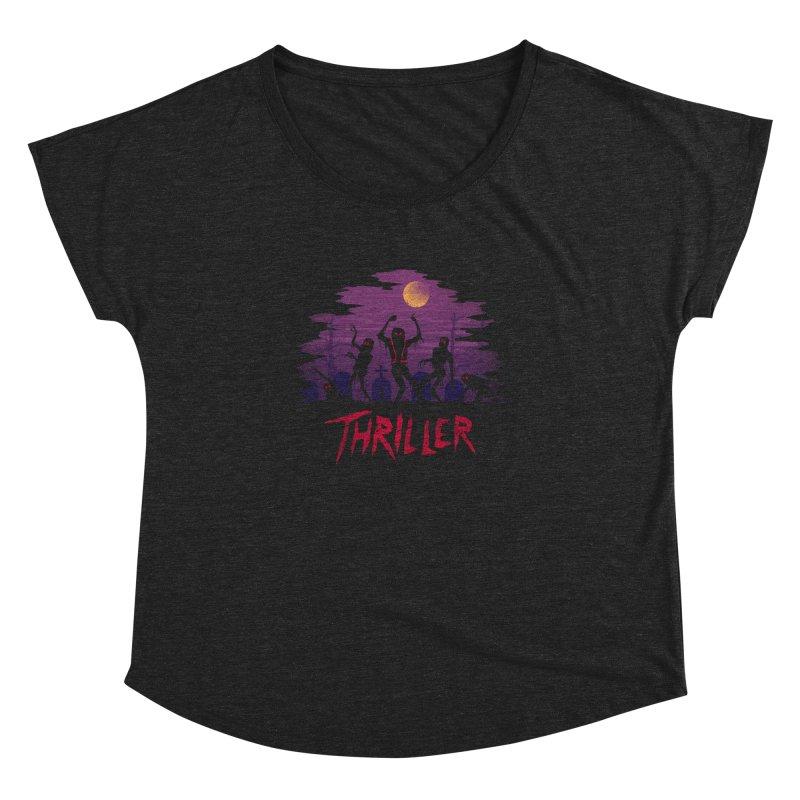 Thriller Women's Dolman by vincenttrinidad's Artist Shop