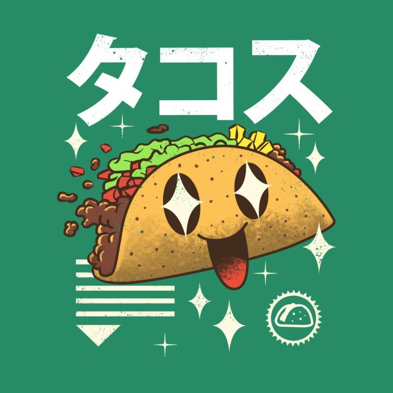 Kawaii Taco by vincenttrinidad's Artist Shop