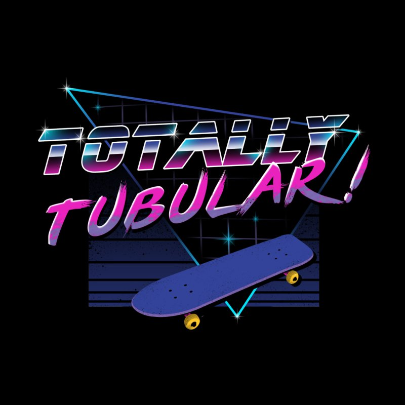 Totally Tubular Men's Tank by vincenttrinidad's Artist Shop