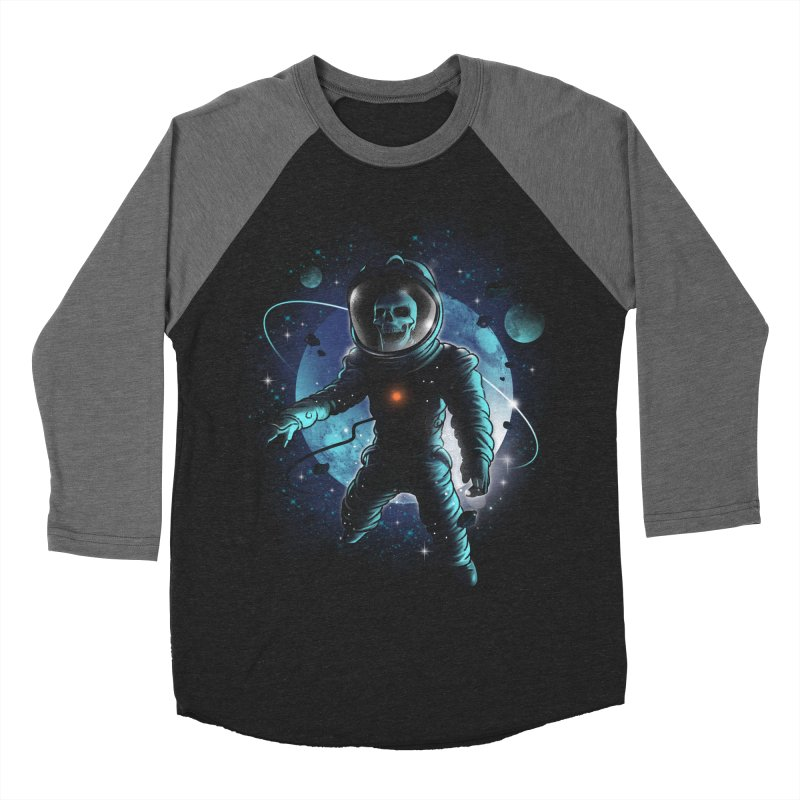 Forgotten in Space Men's Baseball Triblend T-Shirt by vincenttrinidad's Artist Shop