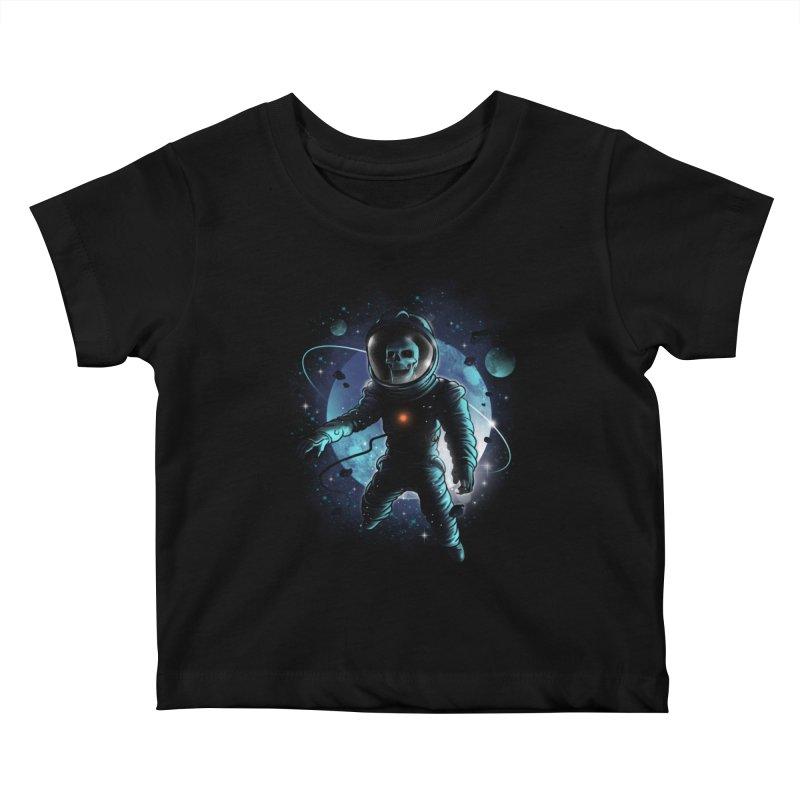 Forgotten in Space Kids Baby T-Shirt by vincenttrinidad's Artist Shop