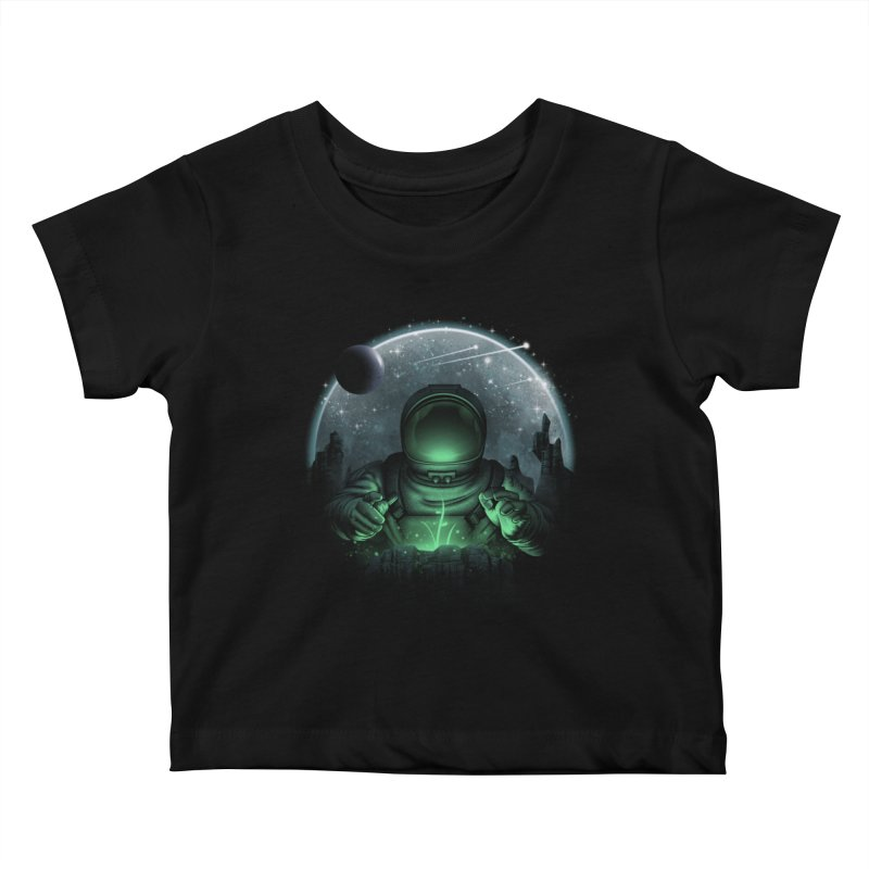 Sign of Life Kids Baby T-Shirt by vincenttrinidad's Artist Shop