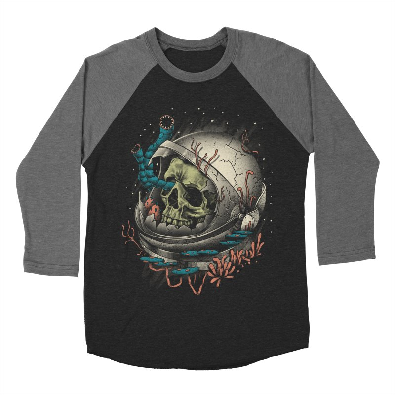 Space Decay Women's Baseball Triblend T-Shirt by vincenttrinidad's Artist Shop
