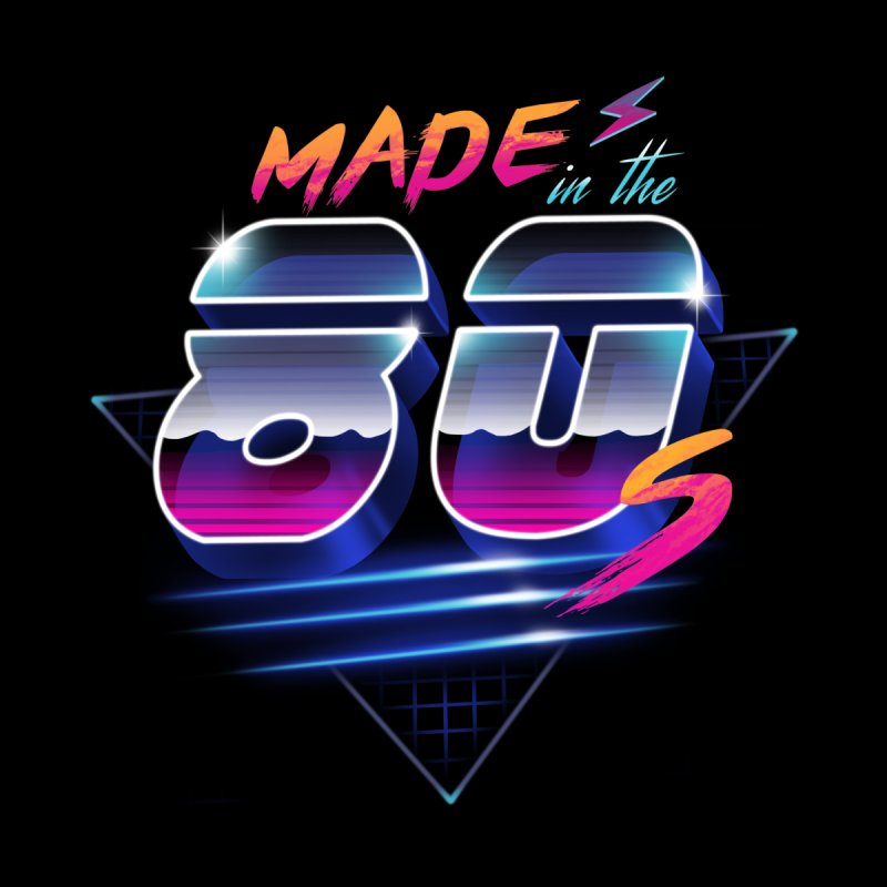 Made in the 80's Men's Tank by vincenttrinidad's Artist Shop