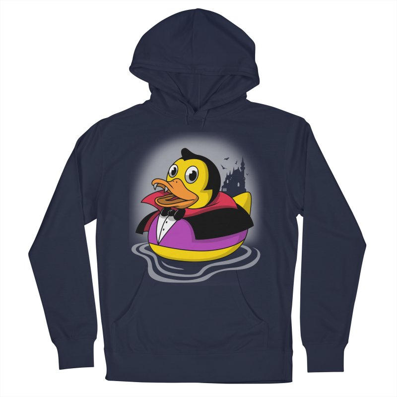 Duckula Men's Pullover Hoody by vincenttrinidad's Artist Shop