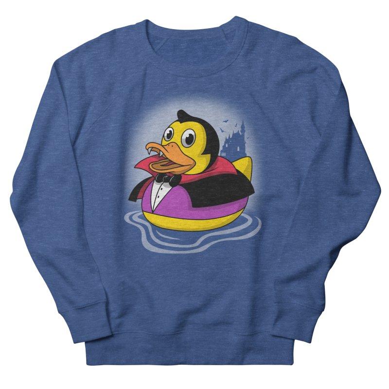 Duckula Men's Sweatshirt by vincenttrinidad's Artist Shop