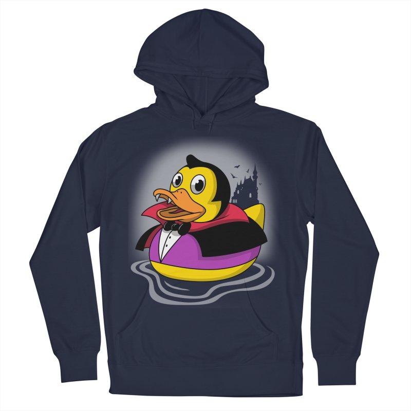 Duckula Men's Pullover Hoody by vincenttrinidad's Artist Shop