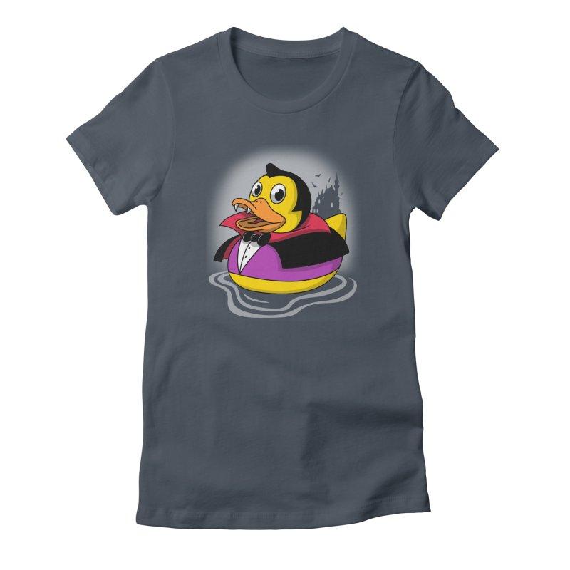 Duckula Women's T-Shirt by vincenttrinidad's Artist Shop