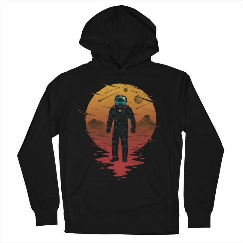 Space Opera Women's Pullover Hoody by vincenttrinidad's Artist Shop