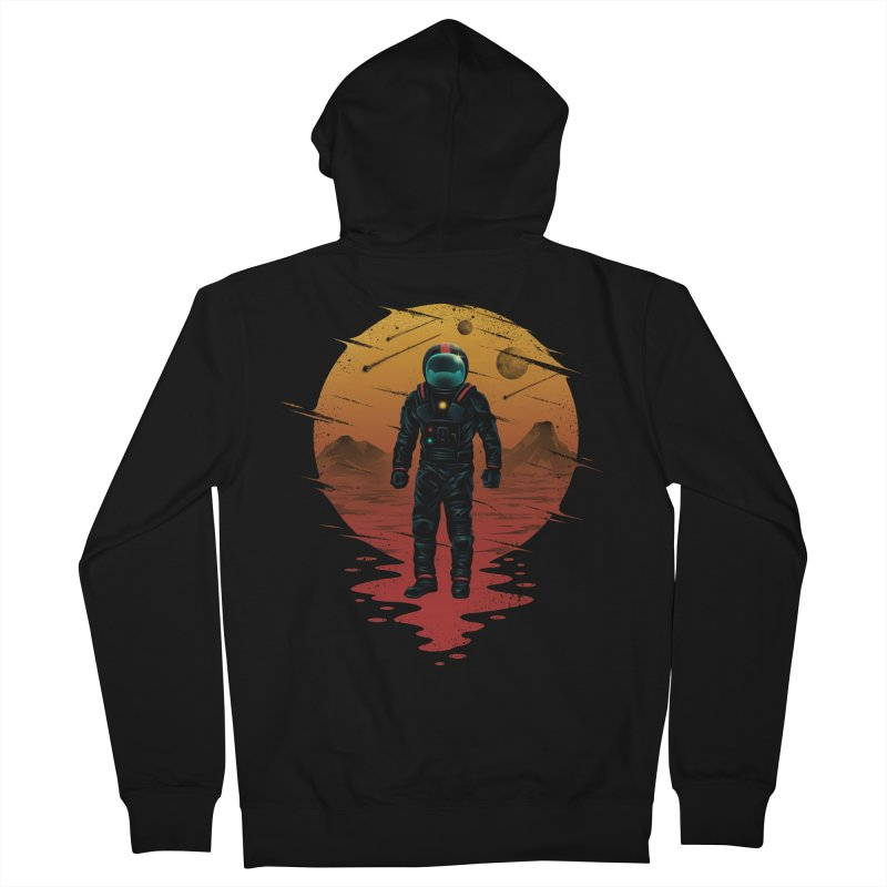 Space Opera Women's Zip-Up Hoody by vincenttrinidad's Artist Shop