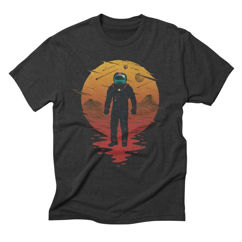 Space Opera Men's Triblend T-Shirt by vincenttrinidad's Artist Shop