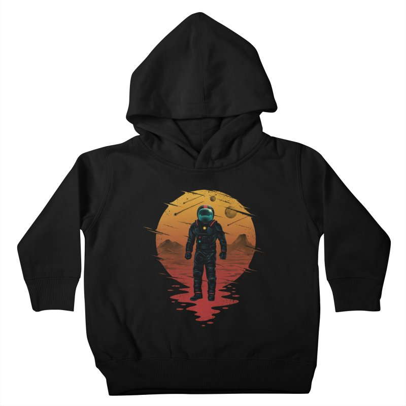 Space Opera Kids Toddler Pullover Hoody by vincenttrinidad's Artist Shop