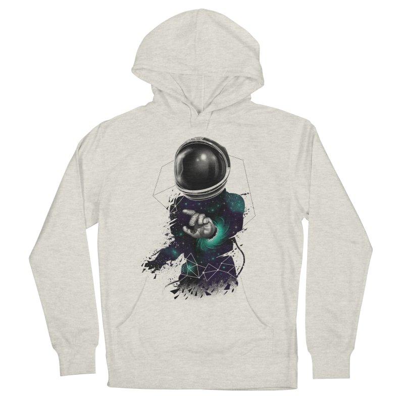 Space Warp Men's Pullover Hoody by vincenttrinidad's Artist Shop