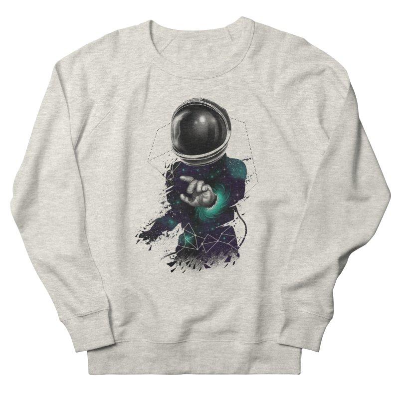Space Warp Men's Sweatshirt by vincenttrinidad's Artist Shop