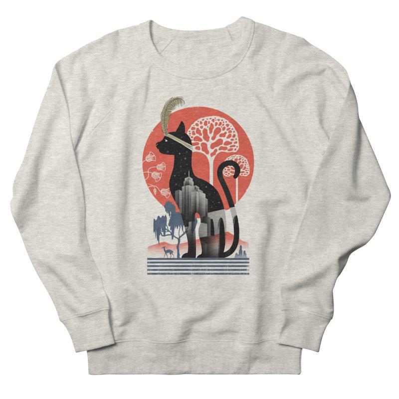 Cat Deco Men's Sweatshirt by vincenttrinidad's Artist Shop