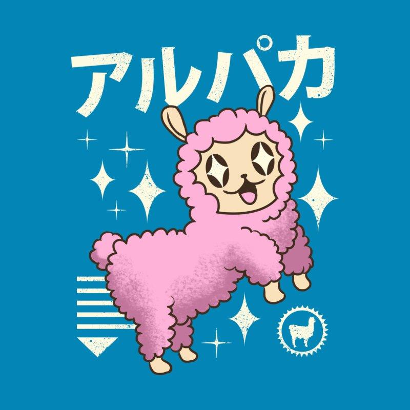 Kawaii Alpaca Men's Tank by vincenttrinidad's Artist Shop