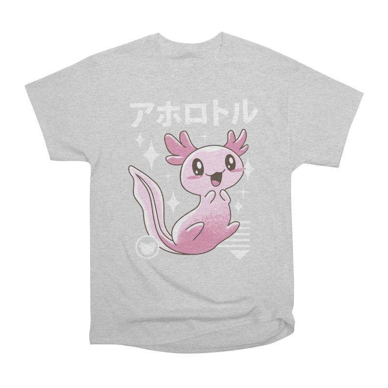 Kawaii Axolotl Women's Classic Unisex T-Shirt by vincenttrinidad's Artist Shop