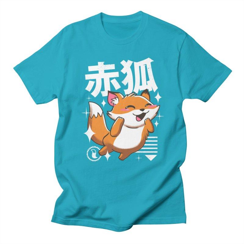 Kawaii Fox Women's Unisex T-Shirt by vincenttrinidad's Artist Shop