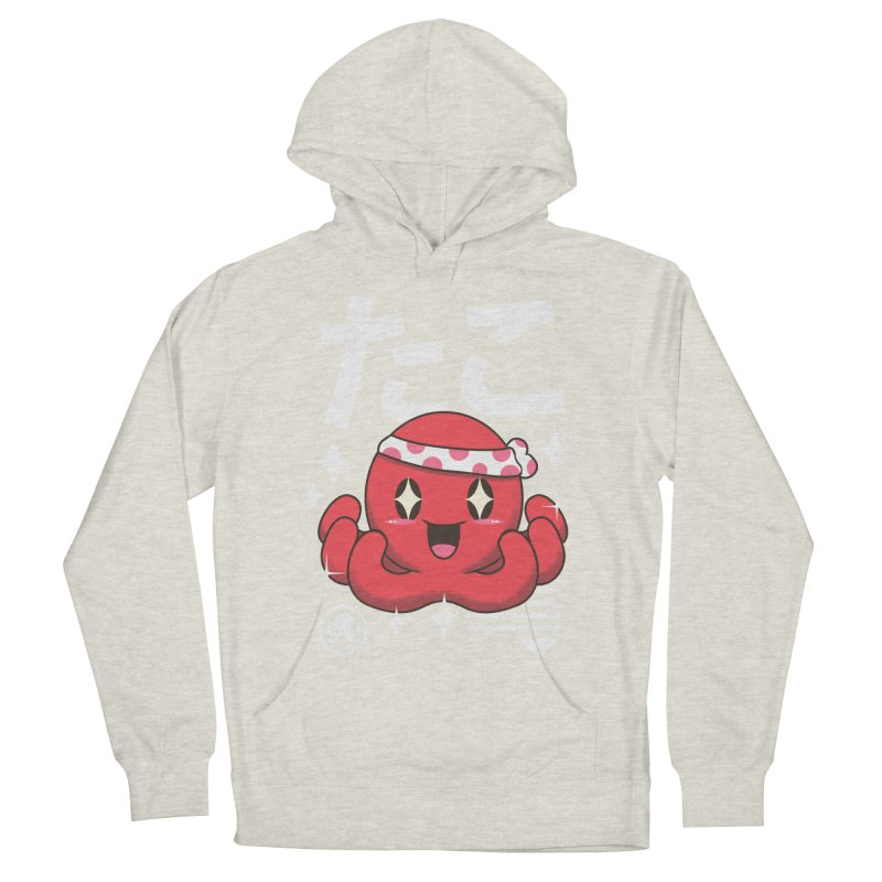 Kawaii Octopus Men's Pullover Hoody by vincenttrinidad's Artist Shop