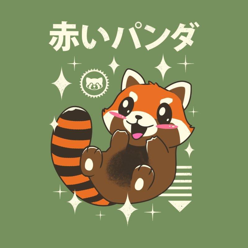 Kawaii Red Panda by vincenttrinidad's Artist Shop