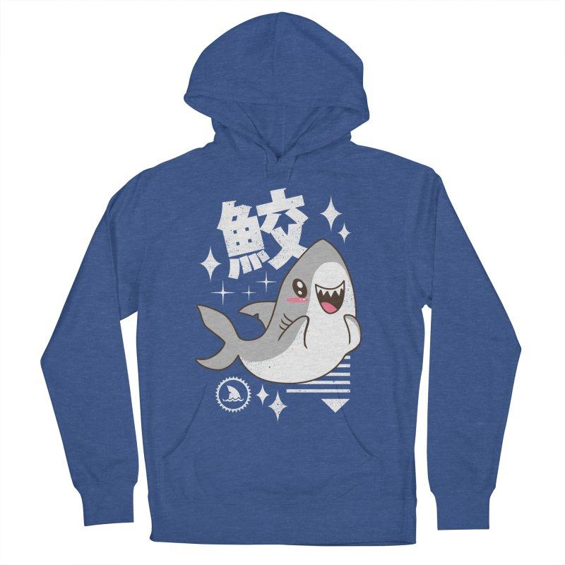 Kawaii Shark Men's Pullover Hoody by vincenttrinidad's Artist Shop