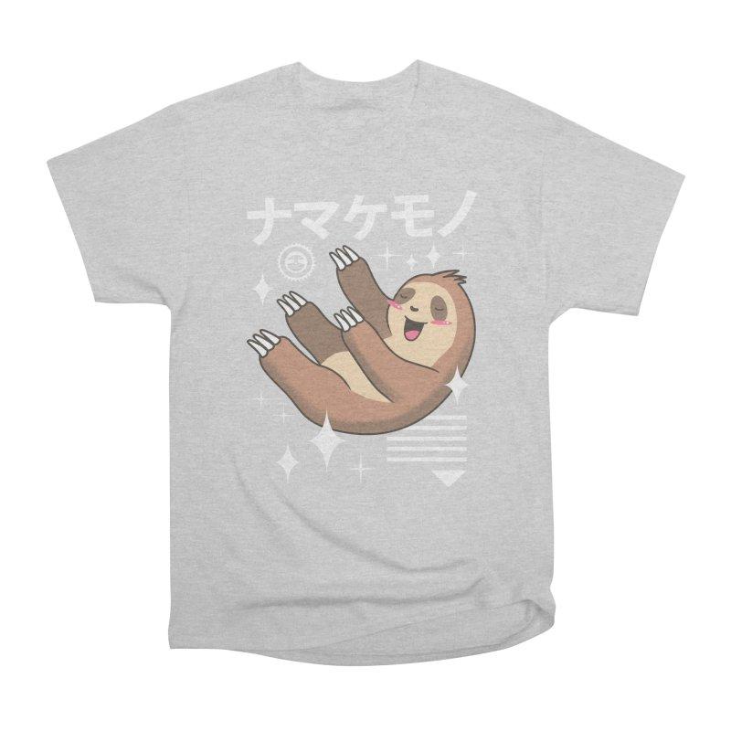 Kawaii Sloth Women's Classic Unisex T-Shirt by vincenttrinidad's Artist Shop