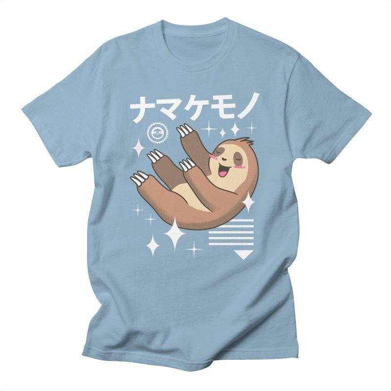 Kawaii Sloth Women's Unisex T-Shirt by vincenttrinidad's Artist Shop