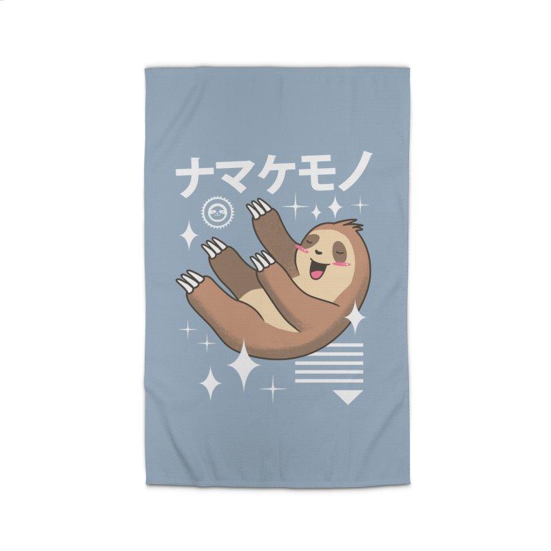 Kawaii Sloth Home Rug by vincenttrinidad's Artist Shop