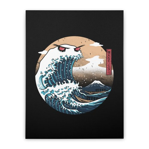 image for The Great Monster of Kanagwa