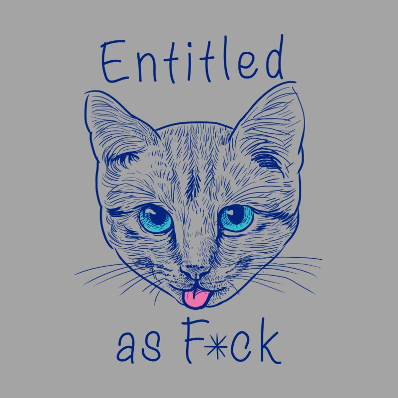Entitled Cat by vincenttrinidad's Artist Shop