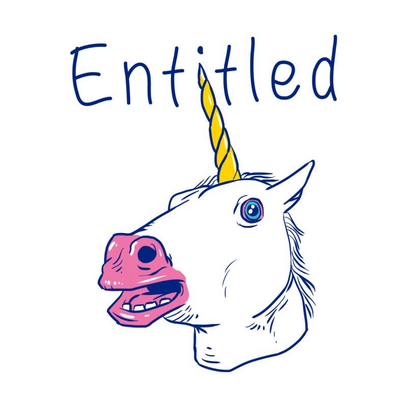 Entitled Unicorn by vincenttrinidad's Artist Shop