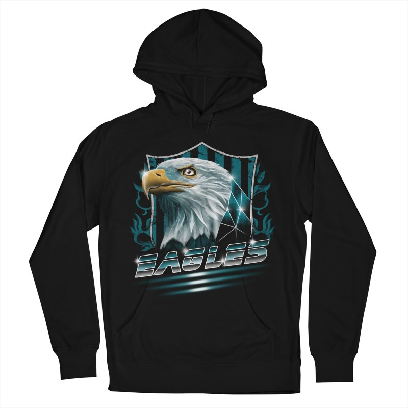 Fly Eagles Fly Women's Pullover Hoody by vincenttrinidad's Artist Shop