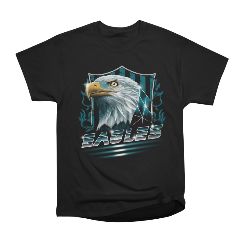 Fly Eagles Fly Women's Classic Unisex T-Shirt by vincenttrinidad's Artist Shop